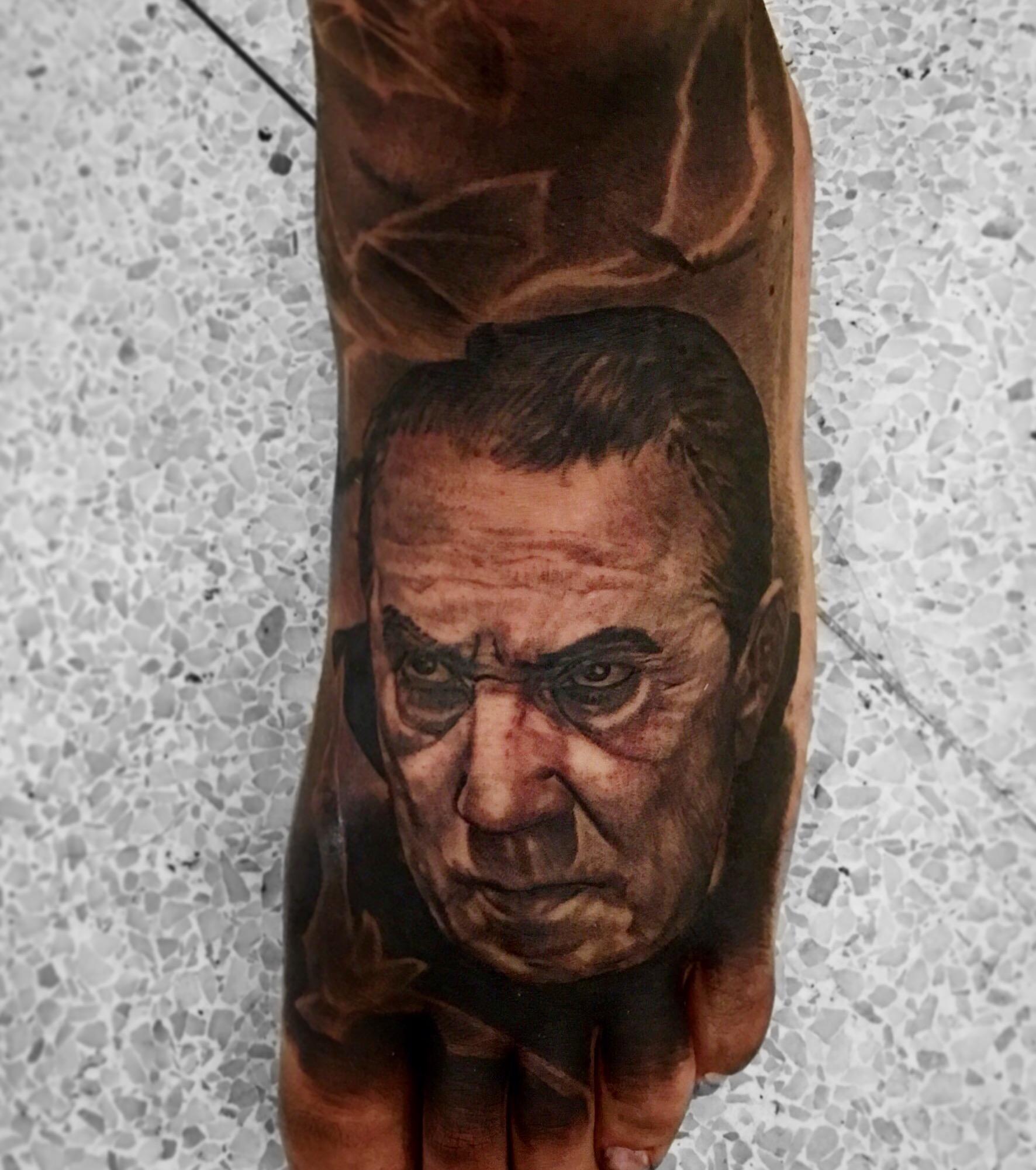 Dane karlson magik 5 tattoo artist profile for Tattoo artist in fort lauderdale