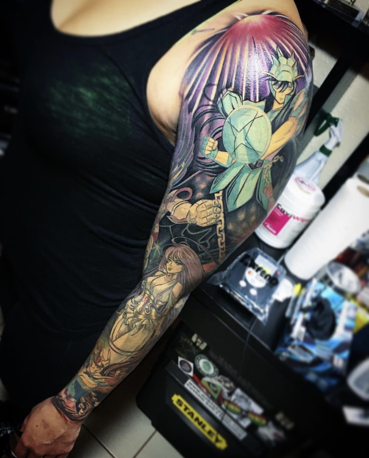 Tee.Rivera   Magik 5 Tattoo Artist Profile